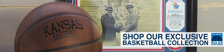 Link to the KU Bookstore's basketball collection.